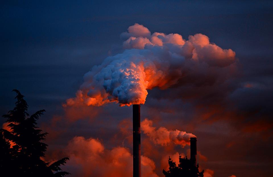 Polusi Udara, pembakaran batubara,