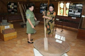 Tri Rachayu , PKK Provinsi Sulawesi Utara, Dra. Tri Rachayu Sumarsono,