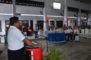 Sumarsono Canangkan PIN Polio Tingkat Provinsi Sulut