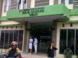 RSUD DR Samratulangi , dr Maryani Suronoto,