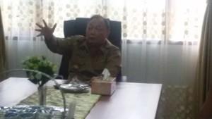 Drs Sanny James Parengkuan MAP , PT Pertamina Geotermal Energy , lumpur Tondangow