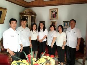 Tim Penilai Lomba Kebersihan SKPD Tomohon Action