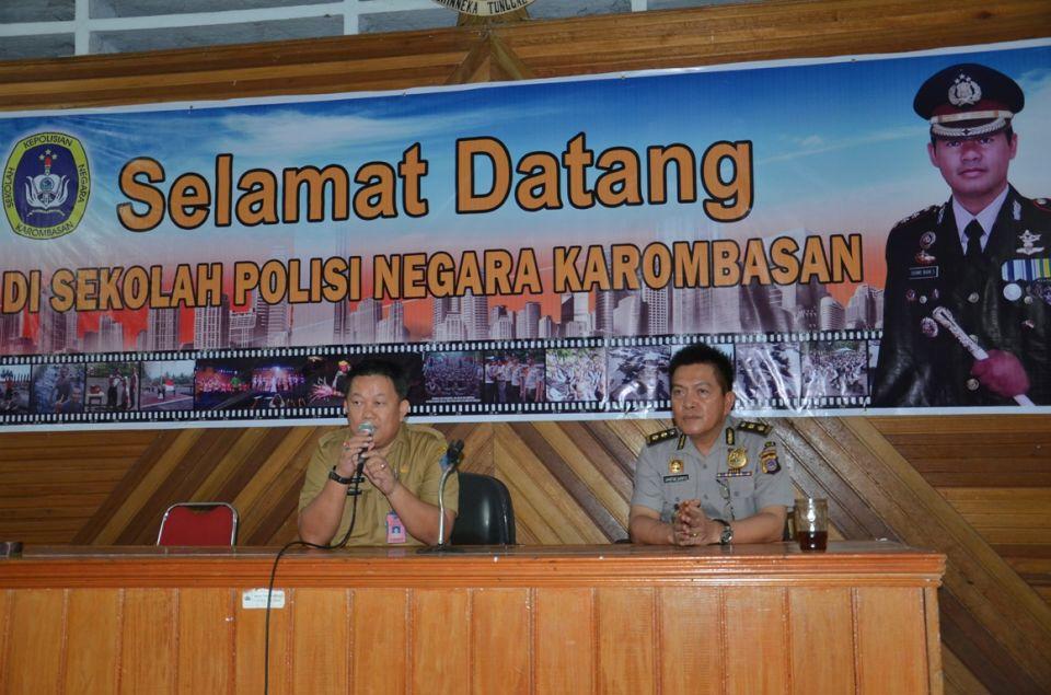 Potensi Pegawai , Pejabat Eselon III ,  DR. Femmy Suluh MSi, Drs James Kewas MSi,