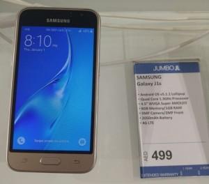 Samsung , Galaxy J1 2016