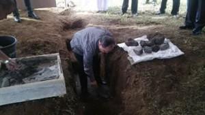 Parengkuan Letakkan Batu Pertama Pembangunan Pastori GMIM Bukit Moria Rurukan Wilayah Tomohon Satu
