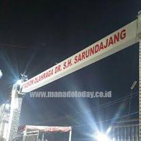 Stadion S.H. Sarundajang
