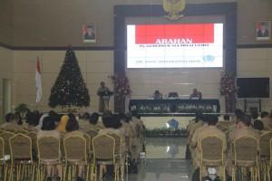 Penjabat Bupati Minsel Hadiri RKPD di Pemprov Sulut