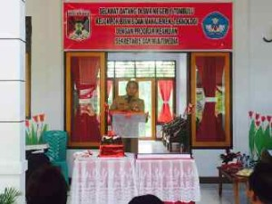 Drs. Jantje Wowiling Sajow MSi,  SMK Negeri 1 Tombulu , SMK minahasa