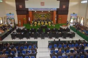 Walikota-Wawali Tomohon Diserahterimakan ke Eman-Sompotan