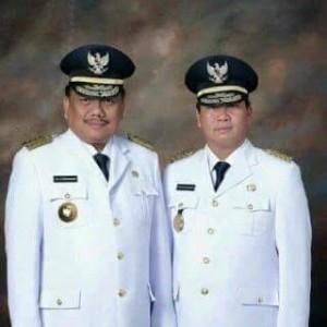 Gubernur dan Wakil Gubernur Sulawesi Utara periode 2016-2021 Olly Dondokambey - Steven Kandow