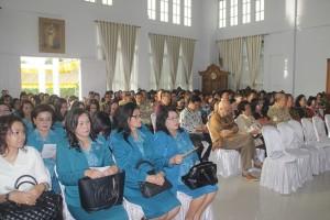 Rayakan HUT ke-49, Walikota Tomohon Gelar Ibadah Syukur