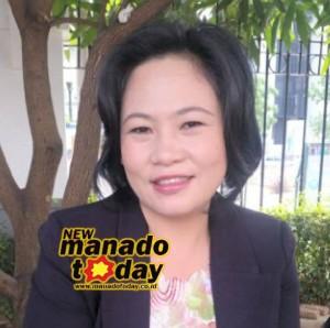 KPU Manado , Pilwako Manado, Yessy Momongan,