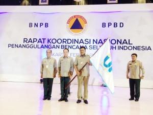 Bulan Pengurangan Resiko Bencana , Kepala BNPB RI, Willem Rampangiley