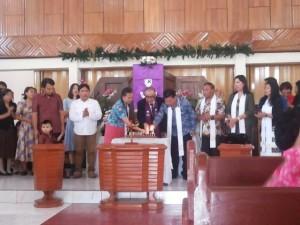 Komisi Pelayanan Remaja, Sinode GMIM, Pnt Ir Moody Rondonuwu MT,GMIM Bait-El Kamasi