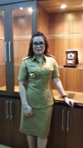 Gaji Wakil Walikota,  Syerly Adelyn Sompotan