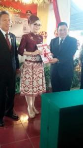 Sertijab Bupati dan Wakil Bupati Pemkab Minsel4