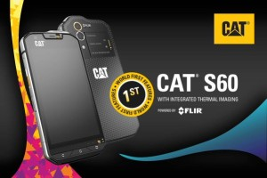 Cat , Cat S60, Kamera Thermal