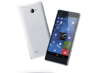 Phone Biz, Windows 10, VAIO
