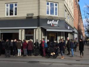 Kopenhagen, Denmark, WeFood