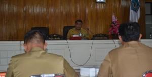 Walikota Bitung terpilih, Program 100 Hari , Drs Hermanus Bawuoh MSI
