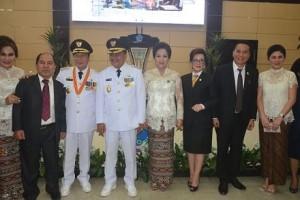 Jimmy F Eman SE Ak,Syerly Adelyn Sompotan, walikota bitung