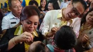 PIN Polio Tomohon, Pekan Imunisasi Nasional