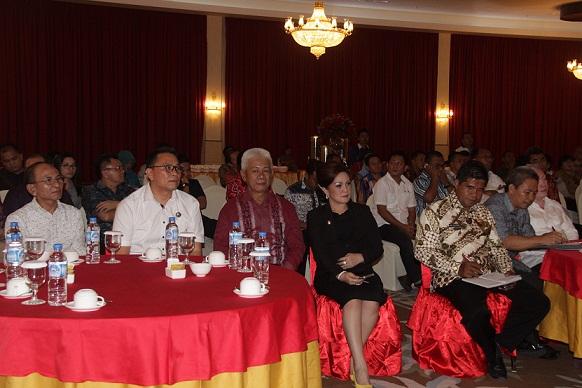 JFE-SAS ikut Rapat Kerja dengan Gubernur Sulut di Kotamobagu bersama pimpinan daerah se-Sulut