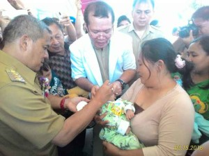 Pemkab Minahasa, Kesehatan Masyarakat