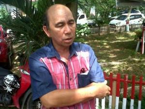 Sem Montolalu, Ketua Panitia Paskah Kabupaten Mitra