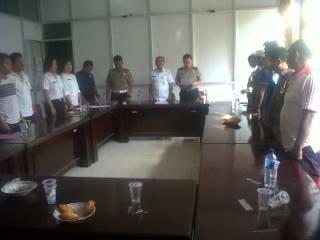 Pelantikan Pengurus PBVSI Minahasa Tenggara
