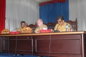 Walikota Bitung, John Palandung, SKPD , Pelayanan Publik