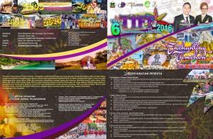 Walikota Tomohon Ajak Seluruh Komponen Masyarakat Sukseskan TIFF 2016