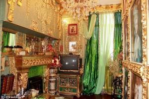 Apartemen emas, Apartemen  unik, rusia