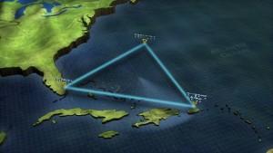 Segitiga Bermuda, rahasia  Segitiga Bermuda, bermuda