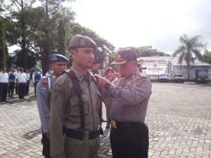 Operasi Simpatik 2016 , Polres Minahasa, AKBP Ronald Rumondor
