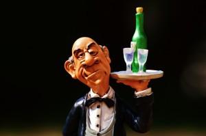 butler, pembantu rumah tangga