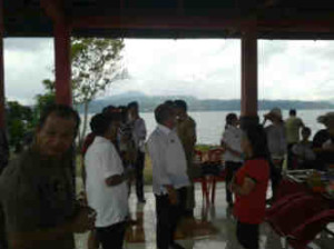 obyek wisata , tempat wisata minahasa, Pulau Likri , JWS