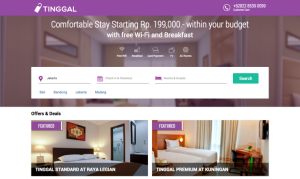Tinggal, Budget Hotel , Wudstay