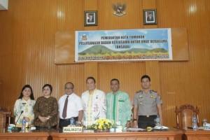 Eman: BKSAUA Memegang Peranan Penting dalam Pembangunan Daerah