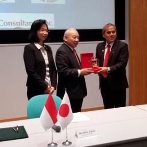 Bupati Minahasa Hadiri Workshop Pengembangan dan Rehabilitasi Danau Tondano di Jepang