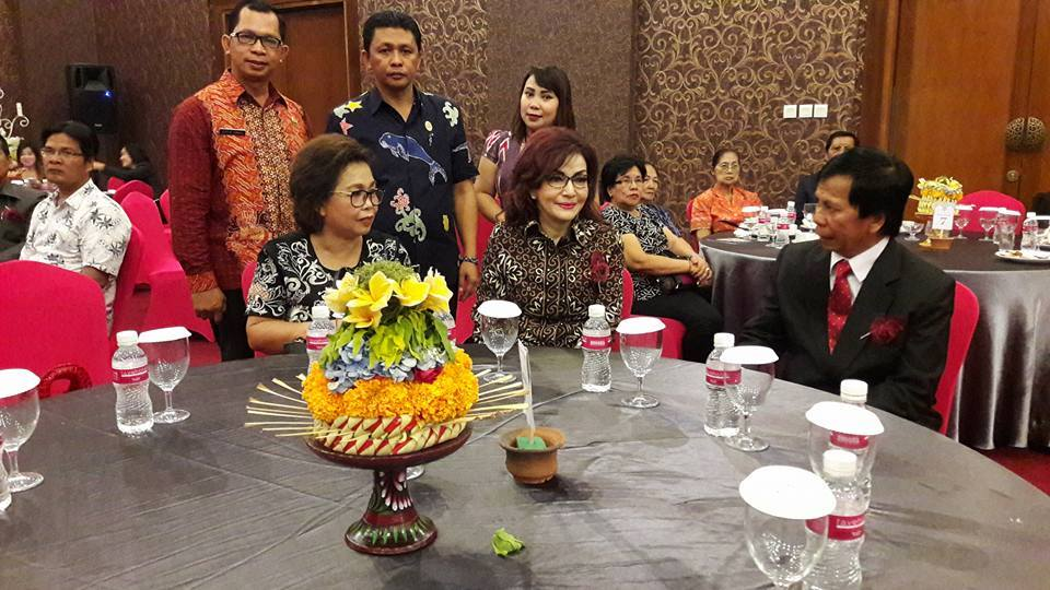 Bupati Minsel Raih A Govermant Award