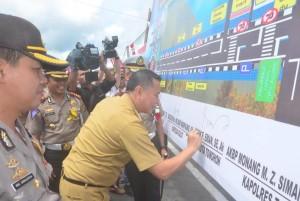 Kakorlantas Polri, Tomohon, Kawasan Tertib Lalulintas, KTL tomohon
