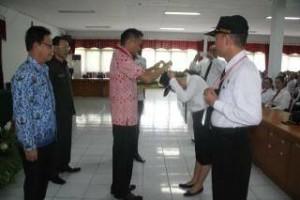 CPNS Honda K2 Mitra , CPNS , Wakil Bupati, Ronald Kandoli