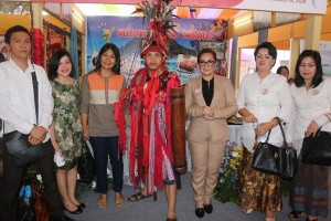 Tomohon Tampilkan Apang Coe, Rica Roa Cs di Festival Kuliner Nusantara