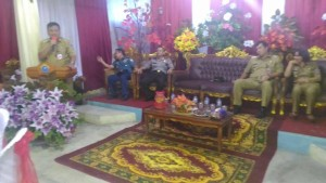 Gubernur Sulut, Talaud , Olly Dondokambey,