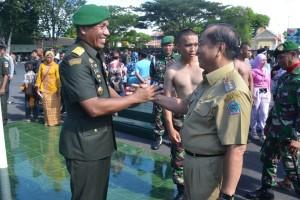 Kasdam VII Wirabuana, Brigjen TNI Supartodi SE MSi, Dikmata TNI-AD , Secata-B Bitung