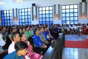 Misa Pertama Pastor Frangky 2