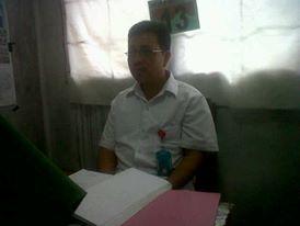 SD Advent Langowan,  ujian nasional,  Novri Sumual SPd