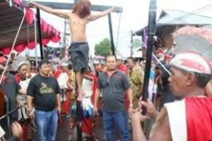 Selebrasi Paskah Oikumene di Minahasa Tenggara