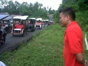 Ronald Kandoli Promosikan Potensi Pariwisata Minahasa Tenggara di Media Nasional